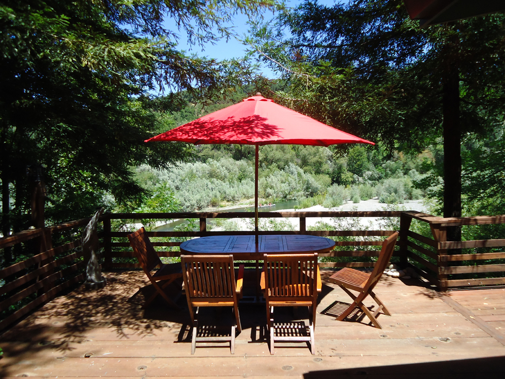 Amazing place russian river vacation rental trayectorio for Amazing holiday rentals